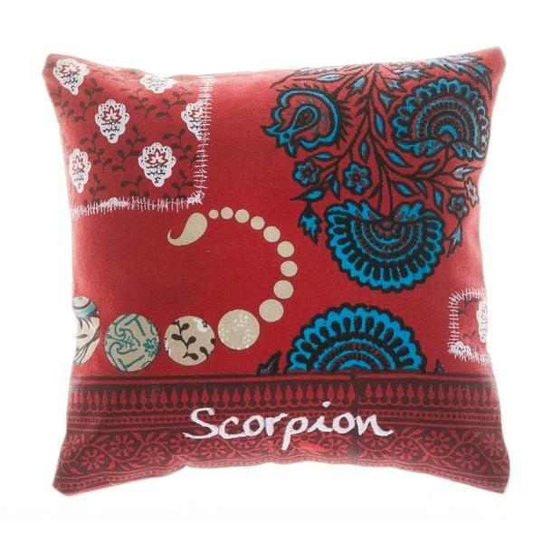 Polštář Scorpion, 25x25 cm
