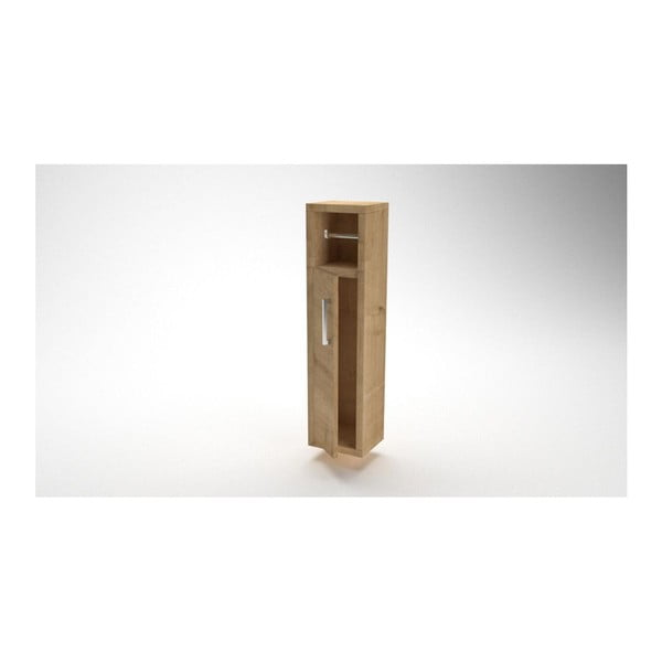 Koupelnová skříňka v dekoru dubového dřeva Star