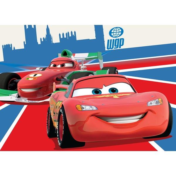 Dětský koberec Cars II 95x133 cm