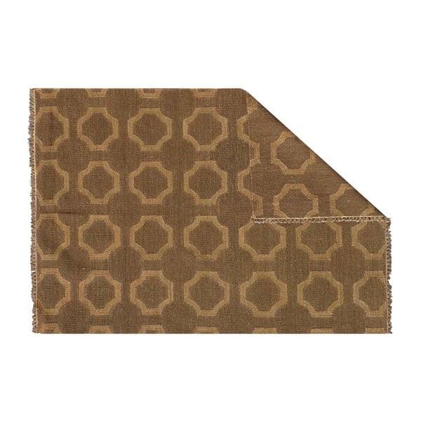Ručně tkaný koberec Kilim D no.757, 140x200 cm