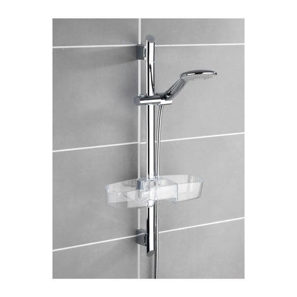 Koupelnová polička s úchytem na sprchu Wenko Premium