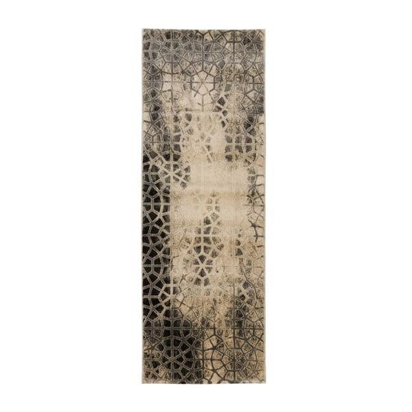 Koberec Galata 32618A 35 Beige/Grey, 80x230 cm