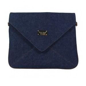 Tmavě modrá kabelka Dara bags Envelope No.474