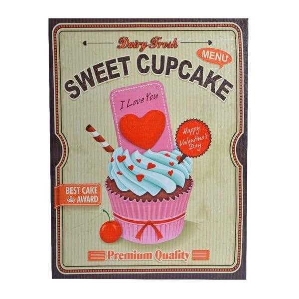 Obraz Sweet Cupcake 30x40 cm