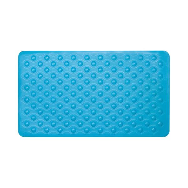 Modrá koupelnová předložka Sabichi Bubble