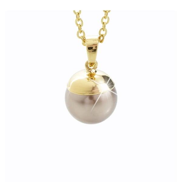 Náhrdelník s krystaly Swarovski® Yasmine Caja Goldie