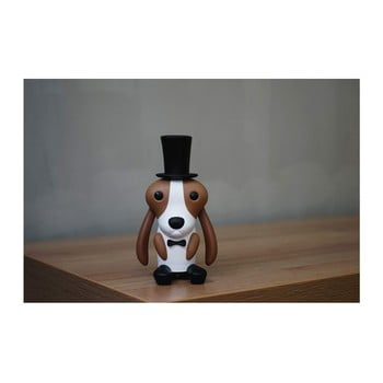 Tirbușon în formă de câine Qualy&CO Hound de la Qualy