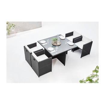Set de mobilier de grădină din 5 piese Bobochic Paris Family