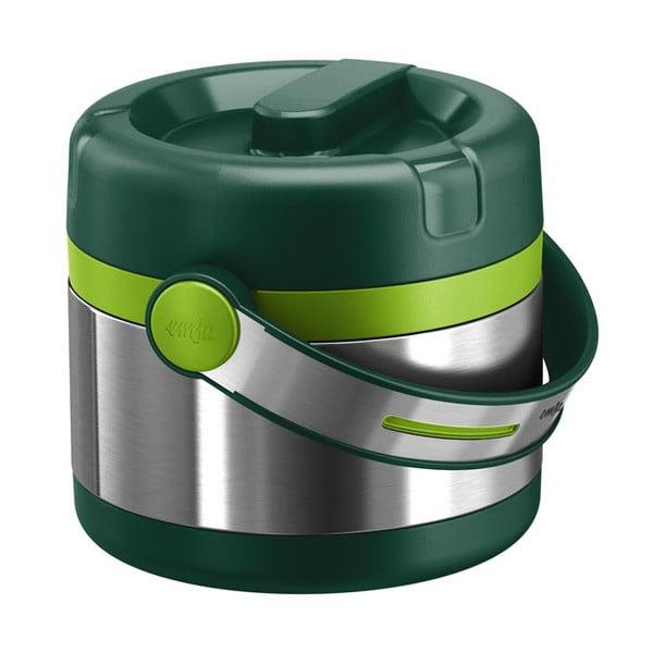 Cestovní box na jídlo Mobility Green, 0.65 l