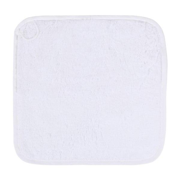 Bílý bavlněný ručník Matthew,33x33cm
