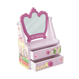 Šperkovnice se zrcadlem My Princess