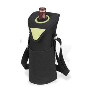 Cestovní termoobal na lahev, černý