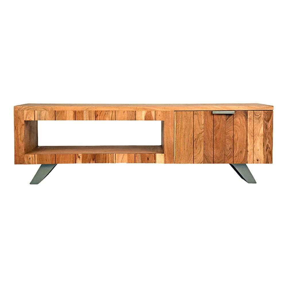TV stolek z akáciového dřeva LABEL51 Milaan