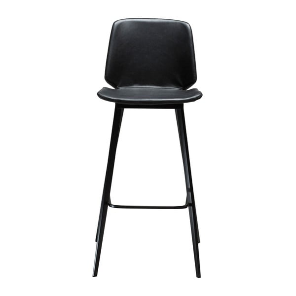 Černá barová židle DAN-FORM Denmark Swing