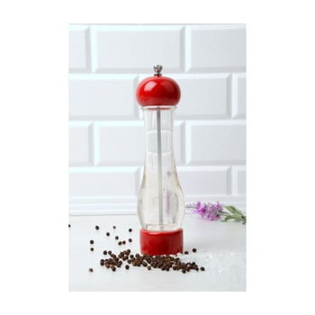 Râșniță pentru condimente SpiceItUp, roșu de la Kosova