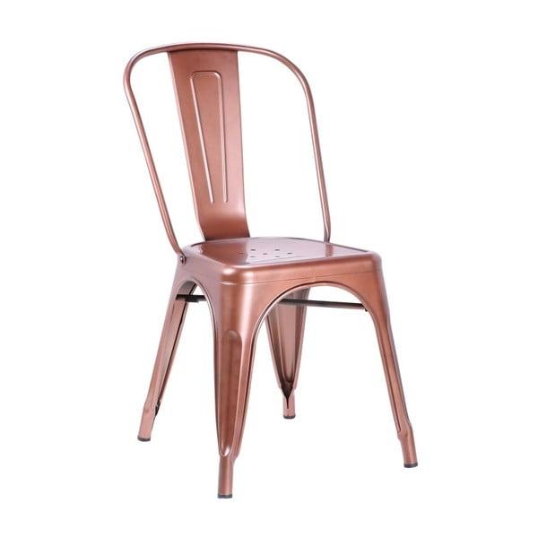 Dazzle rézszínű szék - Leitmotiv