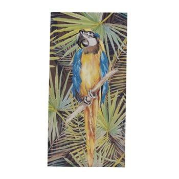 Pictură pe pânză Geese Modern Style Parrot Cinco, 60 x 120 cm