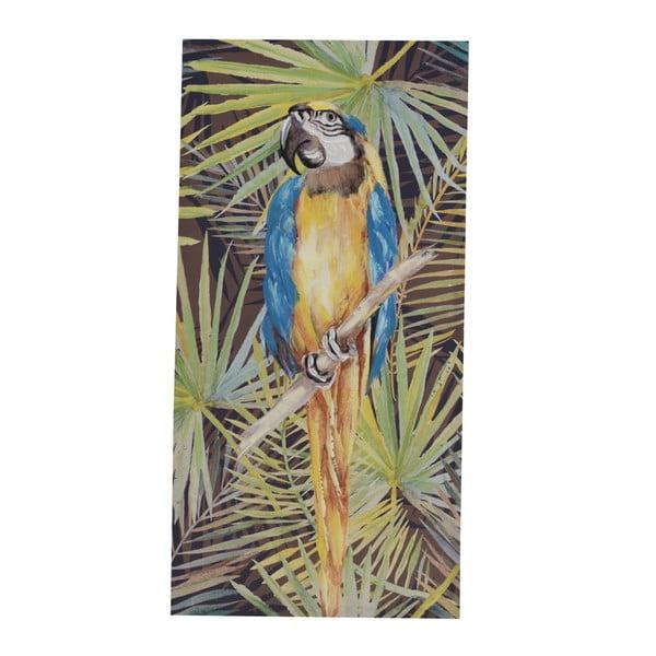 Obraz na płótnie Geese Modern Style Parrot Cinco, 60x120 cm