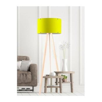Lampadar Simple, galben de la Unknown