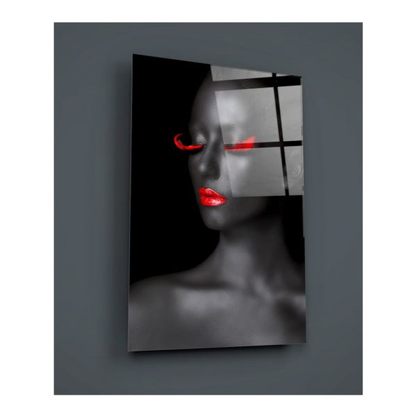 Skleněný obraz Insigne Pinshelo, 110 x 70 cm