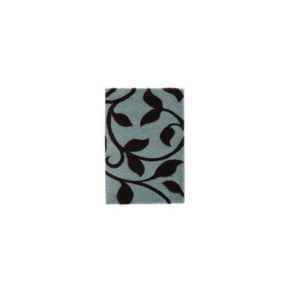 Koberec Fashion Blue Brown, 120x170 cm