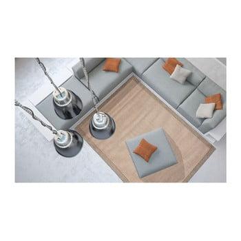 Covor foarte rezistent Floorita Chrome, 135 x 190 cm, portocaliu de la Floorita