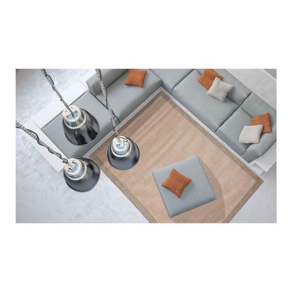 Covor foarte rezistent Floorita Chrome, 135 x 190 cm, portocaliu