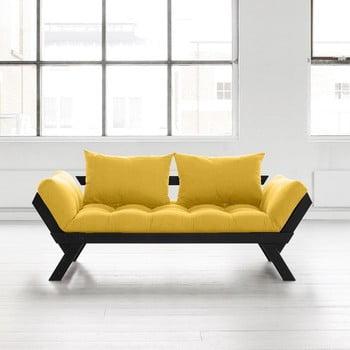 Canapea Karup Bebop Black/Amarillo de la Karup Design