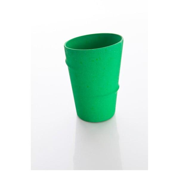 Sklenice 350 ml, zelená