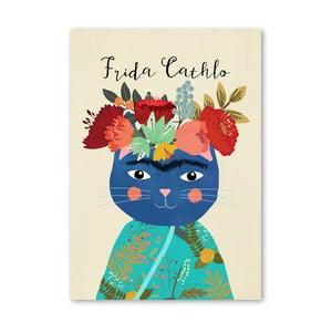 Plakát od Mia Charro - Frida Catlho