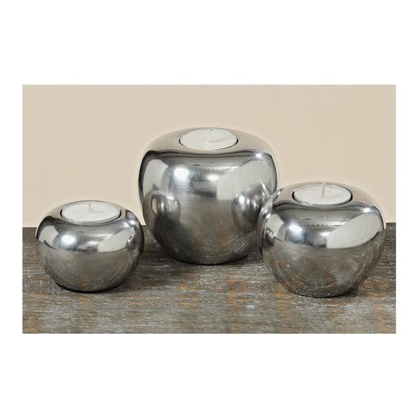 Sada 3 čajových svícnů Joy