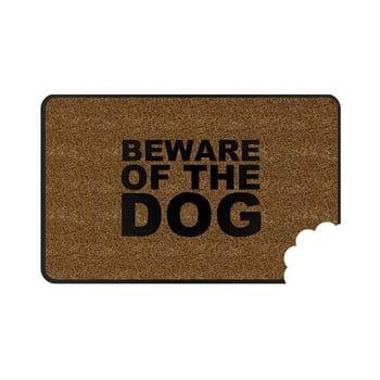 Covoraș intrare Beware of dog