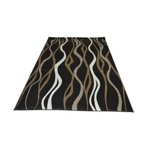 Vysoce odolný koberec Floorita Como Charcoal, 160 x 230 cm