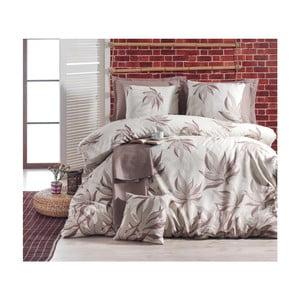 Lenjerie de pat cu cearșaf Kehri, 200 x 220 cm