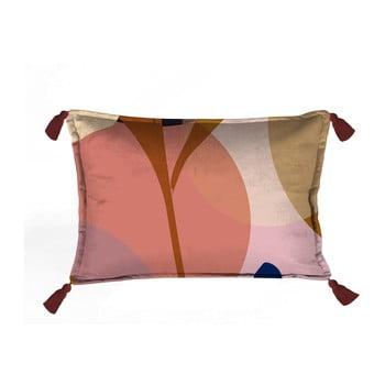 Față de pernă decorativă Velvet Atelier Details,50 x 35 cm