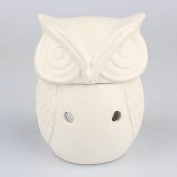 Lampă din ceramică pentru aromaterapie Dakls Owl de la Dakls
