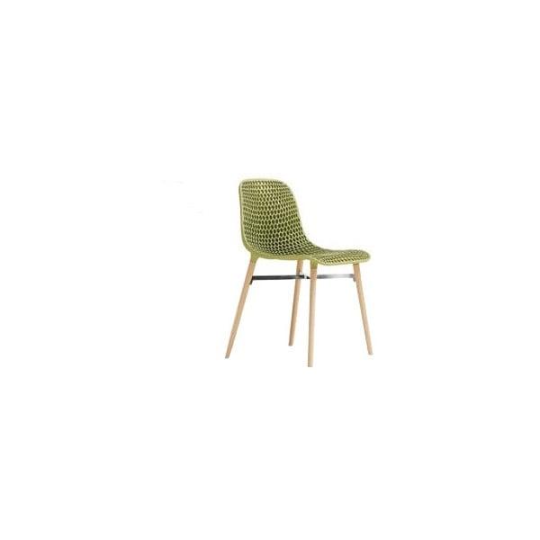 Židle Next, zelená