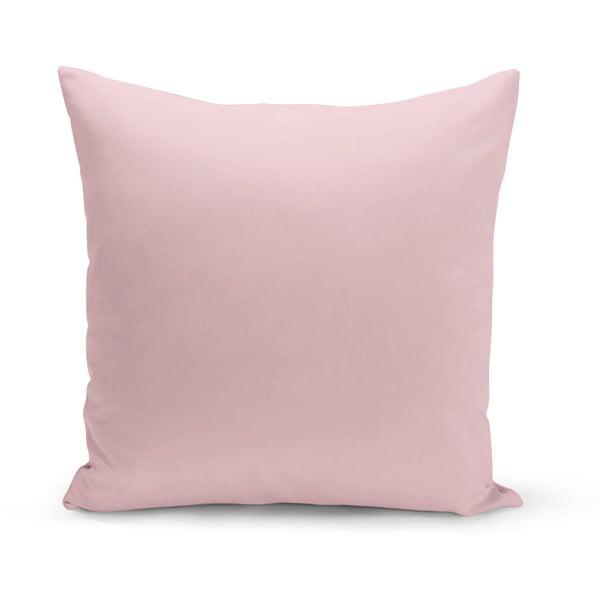 Světle růžový polštář s výplní Kate Louise Parado, 43 x 43 cm