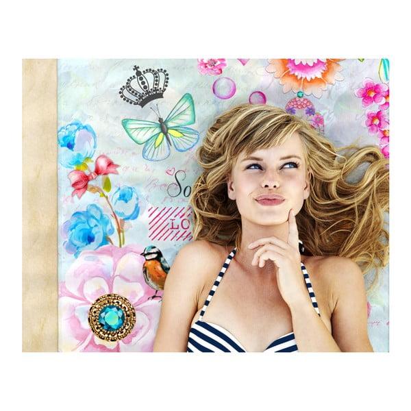 Prosop de plajă Dreamhouse So Cute Jetje, 100 x 180 cm