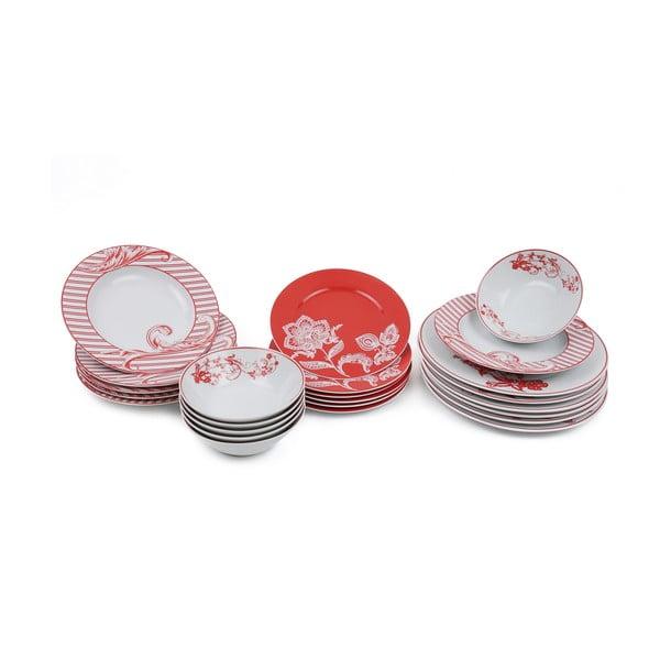 Aliya 24 db-os porcelán étkészlet - Kutahya