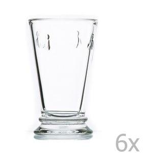Sada 6 sklenic Abeille, 350 ml