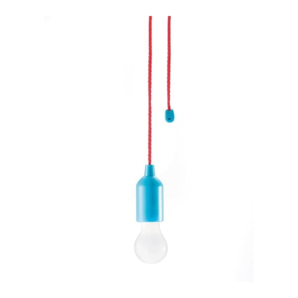 Modré závesné LED svietidlo XD Design Hang