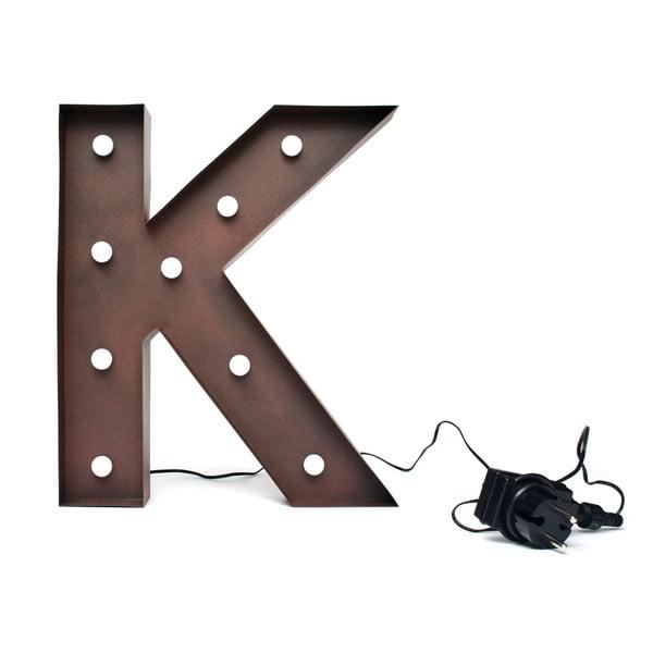 Světelná LED dekorace K