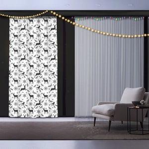Vánoční závěs Deers, 140 x 260 cm