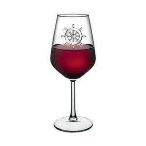 Sklenice na víno Vivas Rudder, 345 ml