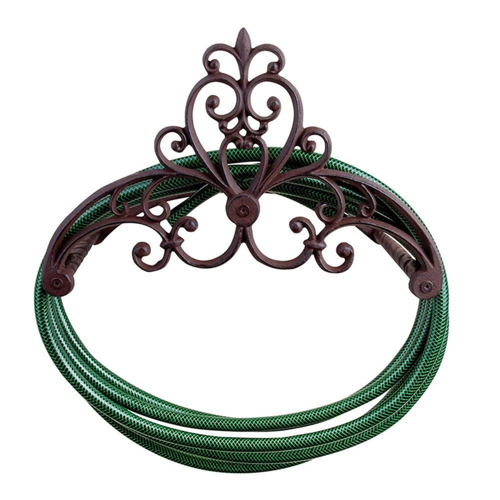 Nástěnný litinový držák na hadici Esschert Design Pattern