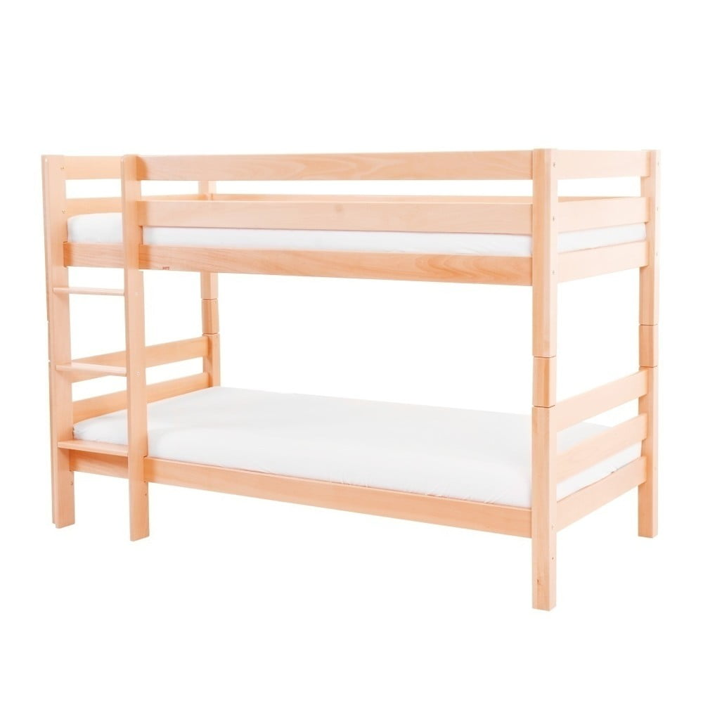 Dětská palanda z masivního bukového dřeva Mobi furniture Mark, 200x90cm