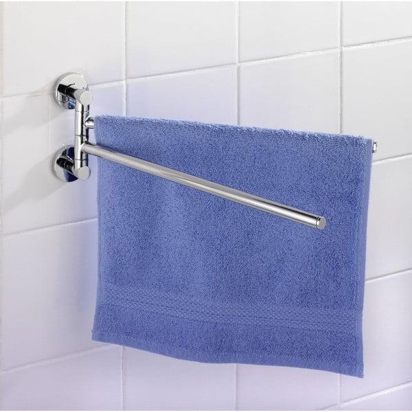 Samodržící věšák na ručníky Wenko Power-Loc Elegance