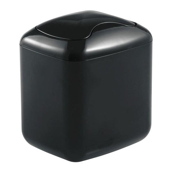 Koš na drobný odpad Una Black