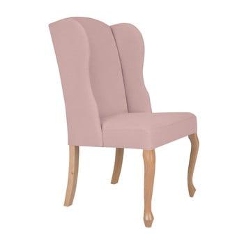 Scaun Windsor & Co Sofas Libra, roz deschis de la Windsor & Co Sofas